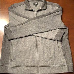 Men's Alfani Zip-up Sweater